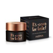 Denný pleťový krém It`s never too late! ( Anti-Wrinkle Face Cream) 50 ml